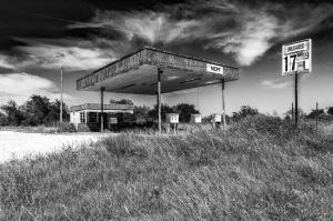 AbandonedGasStation